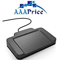 Digital USB Foot Pedal for Express Scribe Software
