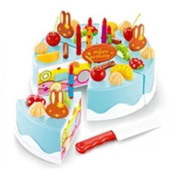Amazoncom Creative Simulation Emulate Fruit Cake Birthday Party