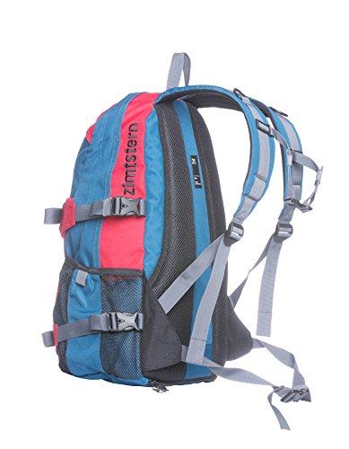 Zimtstern Walker Zimtstern Atoll Walker Coloured Backpack Multi Dark OxrOwR