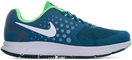 finest selection 6645d 61db0 Nike Canvas Leather Lunarstelos Grey Running Shoes