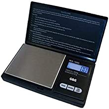 G & G MS-B 1000g/0,1g Taschenwaage Feinwaage Digitalwaage Goldwaage Münzwaage Scale