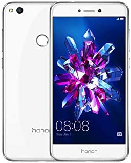 Honor 8 Lite Dual Sim - 16GB, 3GB RAM, 4G LTE, White (1020