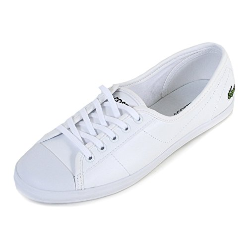 Lacoste Ziane Bl 1 SPW, Women's Trainers, White (Wht), 6 UK (39.5 EU)
