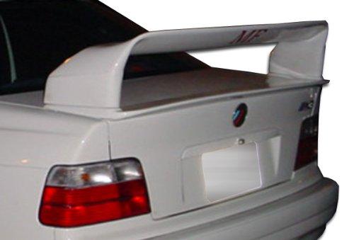 (1992-1998 BMW 3 Series M3 E36 2DR Duraflex DTM Look Wing Trunk Lid Spoiler - 2)