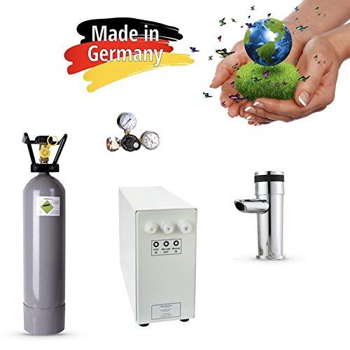 Wassersprudler Wasserhahn, Sprudel aus dem Wasserhahn, Untertisch-Trinkwassersystem - Trinkwassersprudler Sprudel-Lok, Wassersprudler kaufen