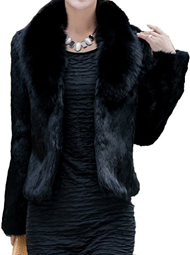 helan-womens-short-slim-faux-fox-collar-and-faux-rabbit-fur-coat-black-us-6-8