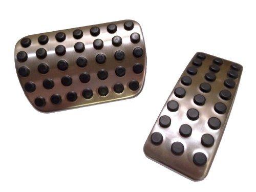 nuine Aluminum Pedal Pads ()