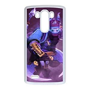 LG G3 Cell Phone Case White Defense Of The Ancients Dota 2 RIKI 007 LWY3531681KSL