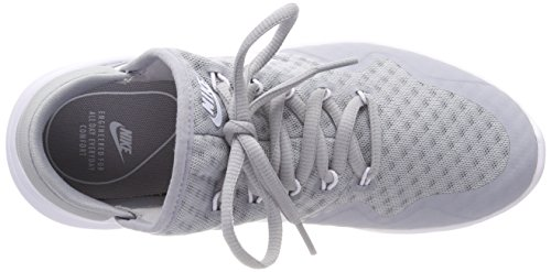 Grey Gris Comptition 002 Nike White Wmns Femme Sasha Chaussures Running Air wolf De Max PR6OWqPz