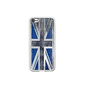 Pretty Design Uk Flag Iphone 5c Hard Cover Protective Phone Case