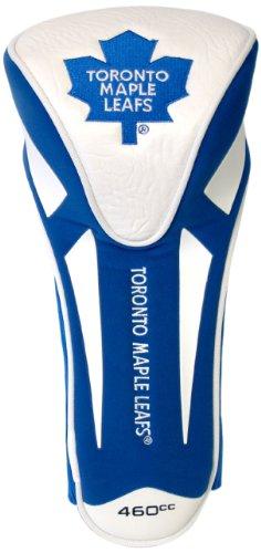 Team Golf NHL Toronto Maple Leafs Golf Club Single Apex Driver Headcover, Fits All Oversized Clubs, Truly Sleek Design