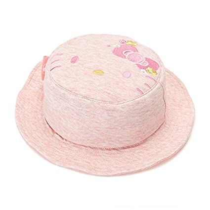 b03c259fa Image Unavailable. Image not available for. Color: Hello kitty Folding sun  hat ...