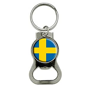 Graphics and more sweden swedish flag bottle for Amazon sweden office