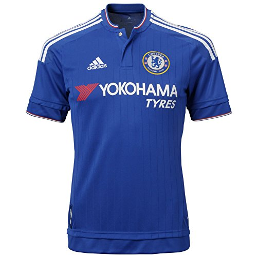 Adidas Youth Chelsea Home Replica Soccer Jersey ()