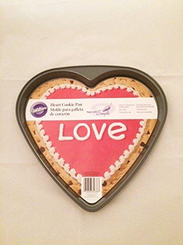 Wilton Heart Cookie Pan