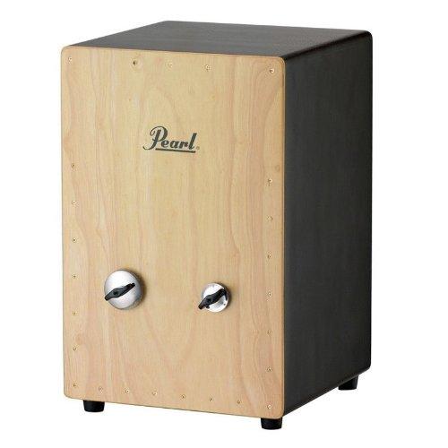 Pearl PBC507JC Primero Jingle Box Cajon - Gypsy Brown