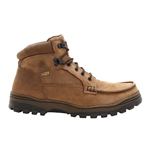 Pictures of Rocky Men's Outback Gore-tex WP Brown 2