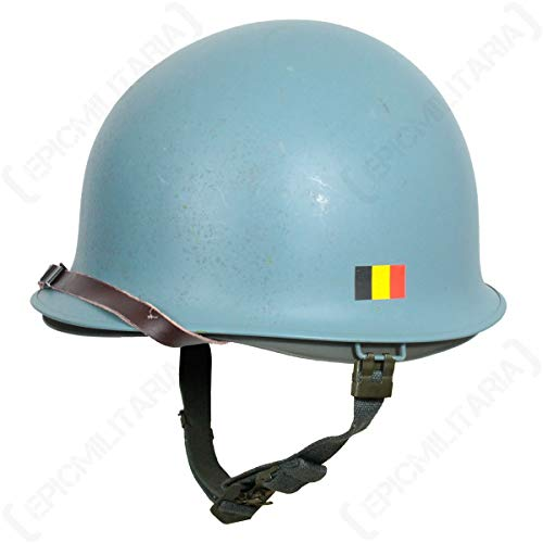 Used, Epic Militaria United Nations M1 Helmet with Liner for sale  Delivered anywhere in USA