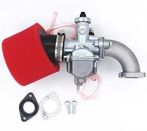 Huopu VM22 Mikuni carb carburatore 26 mm collettore di aspirazione con filtro aria + guarnizioni