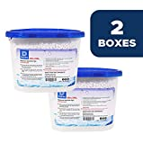Dry & Dry [2 Packs [Net 10 Oz/Pack] Premium Moisture Absorber to Control Excess Moisture for Basements, Closets, Bathrooms, Laundry Rooms. No More Damp, Mold