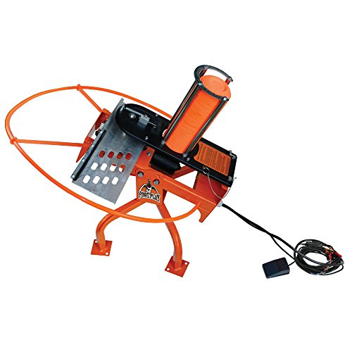 Do-All Outdoors Fowl Play Automatic Clay Pigeon Skeet Thrower Trap, 25 Clay Capacity by Do-All Outdoors (Image #1)