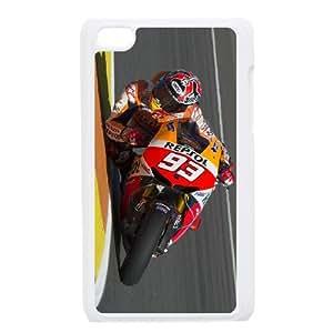 Marc Marquez iPod Touch 4 Case White MUS9211139