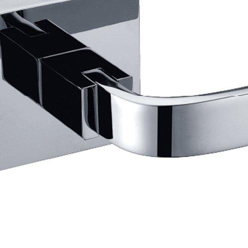 Lightinthebox Wall Mount Solid Brass Toilet Roll Paper Holder Single Handle Bathroom Accessory Paper Holder Stands Robe Hooks Towel Racks Bars Lavatory Bath Towel Racks Kitchen Towel Stands best