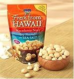 MacFarms Fresh from Hawaii Dry Roasted Macadamia Nuts with Sea Salt, 24 oz.