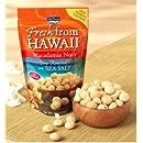 MacFarms Dry Roasted Macadamia Nuts with Sea Salt, Fresh from Hawaii 24 oz