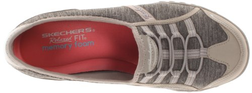 Skechers Sport Frauen Good Life Fashion Sneaker Dunkle Taupe / Holzkohle