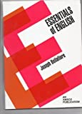 Essentials of English Workbook, Joseph Bellafiore, 0877204411