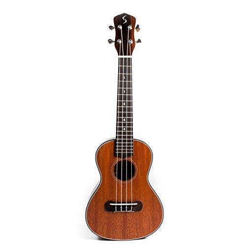 Concert Ukulele Mahogany Hawaii Guitar product image