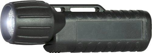 Underwater Kinetics 10022 3AA ELED CPO-AT Tail Switch Flashlight, Black