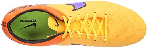 Nike Tiempo Legacy Fg Mænd Fodboldstøvler Orange (lsr Orng / Prsn Vlt Ttl Orng-vlt 858) VpctverD8