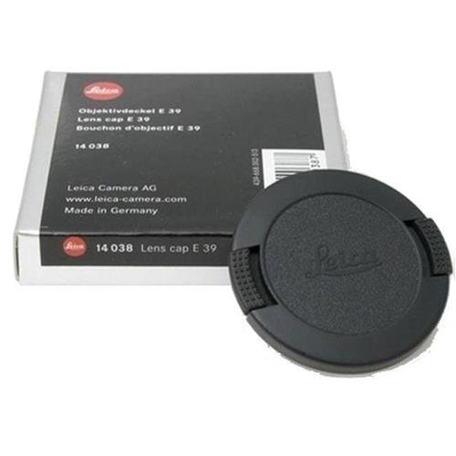 Leica Lens Cap for 35mm f/2.0 & 50mm f/2.0 Lens (14038) by Leica