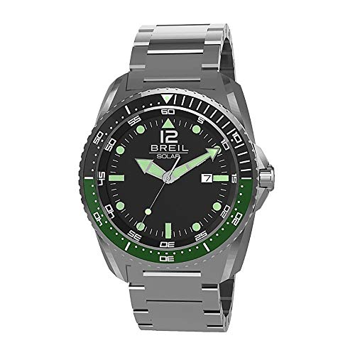 BREIL Watch SUBACQUEO SOLARE Male Only Time Titanium - TW1754