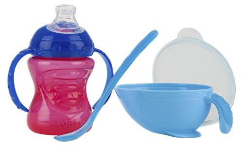 Nuby Piece Infant Mealtime Set