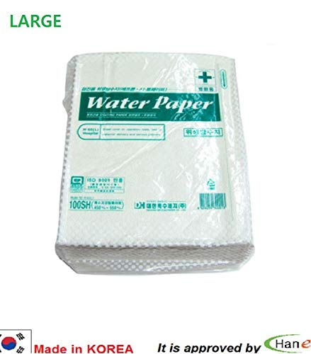 Exam Table Bed Hygiene Restaurant Shop Sheet Paper Tissue Embossing Coating Sanitation (Large)