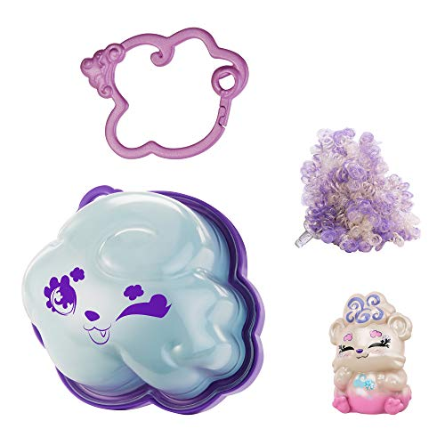 Cloudees Mood Pacote com Mini Personagem Surpresa, Multicolorido, GNC65, Mattel