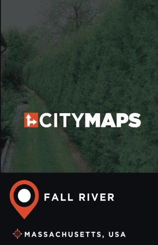 City Maps Fall River Massachusetts, USA