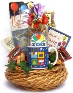 Gift Basket Village Birthday Bash Party in A Gift Basket