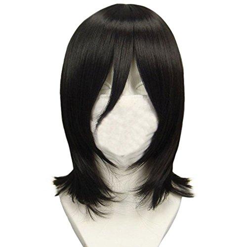 Right (Black Wigs Halloween)