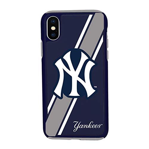 iPhone Xs MAX Impact Series Dual Layered Protective Case for MLB New York Yankees