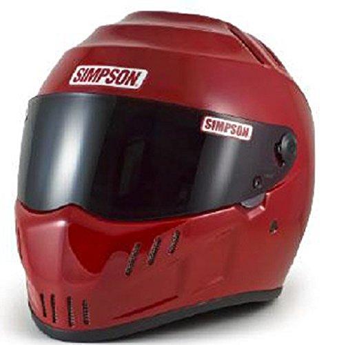 SIMPSON(シンプソン) バイクヘルメット フルフェイス PEEDWAY RX12 レッド 62cm B012YYO2WG 62cm|レッド レッド 62cm
