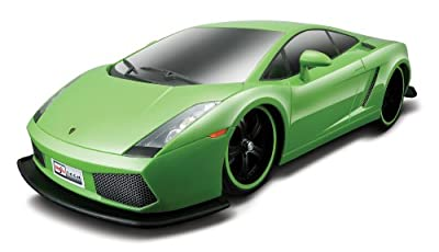 Maisto R/C 1:10 Lamborghini Gallardo (Colors May Vary)