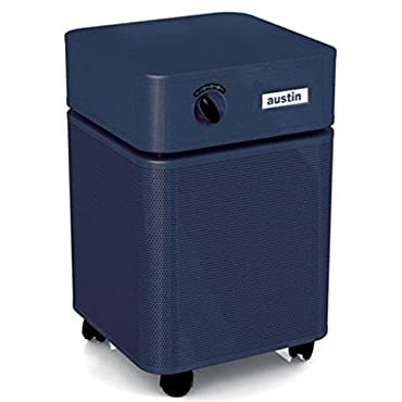 Austin Air B410E1 Standard Pet Machine Air Purifier, Midnight Blue