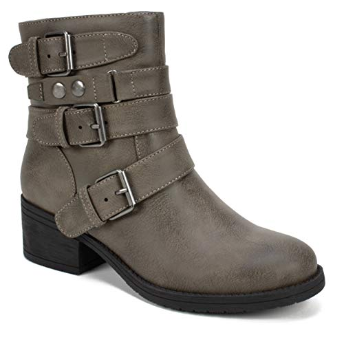Suede Engineer Stone Major Women's MOUNTAIN Boot WHITE qRYgwt
