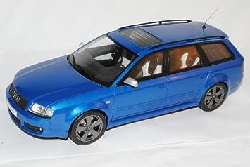 Audi A6 C5 Rs6 Avant Plus Kombi Blau 1997 2005 118 Otto Modell Auto