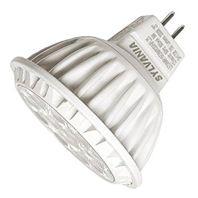 Sylvania 74044 - LED9MR16/DIM/830/NFL25 9-Watt (50W Equal) MR16 Dimmable NFL25 LED Lamp, 3000K