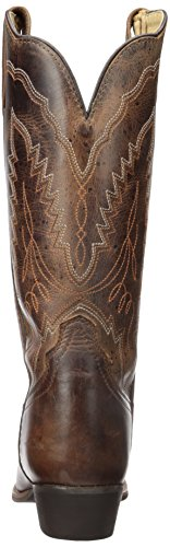Mountain Boot Round Toe Brown Amelia Donna Smoky HwqR4dH
